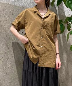 《動画付き、日本製》サファリシャツ
