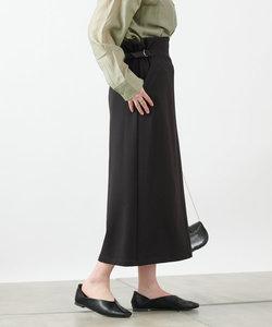 TRストレッチバックスリットスカート(セットアップ可)