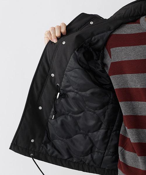 //中綿Mー65フィールドジャケット