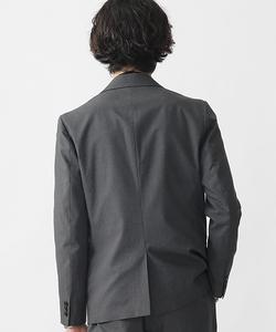 //ウールミックス リップジャケット