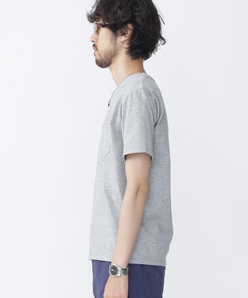 AntiSoakedヘビーVネックTシャツ