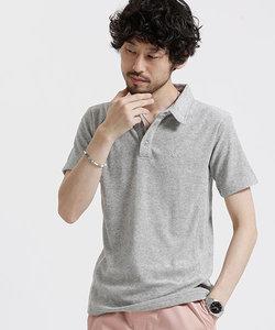 WEB限定/∴1Piu別注パイルポロシャツ