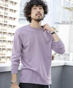 【WEB限定】アメリカンコットンワイドシルエットTシャツ L/S