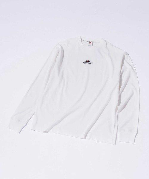FRUIT OF THE LOOM/別注ロングスリーブフォトTシャツ