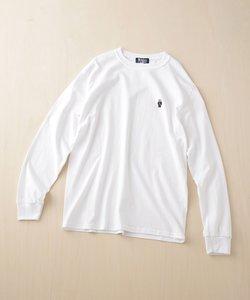 ROSTER BEAR/別注スーツベアTシャツ 長袖