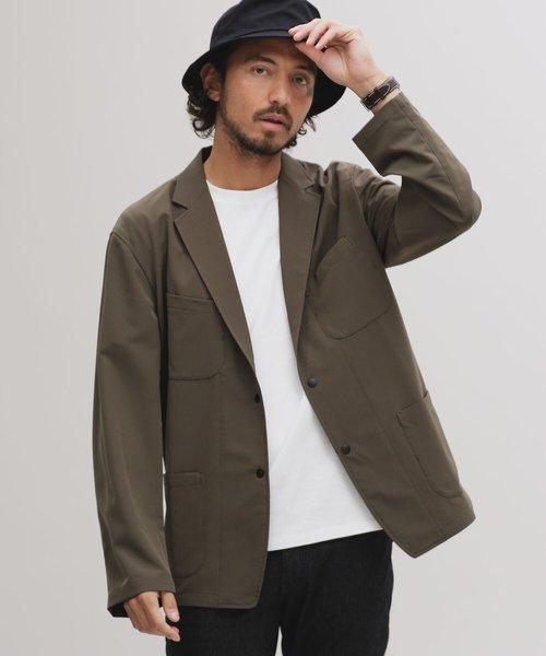 [快適男]テーラード2Bジャケット
