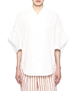 ショートスリーブオーバーサイズシャツ
