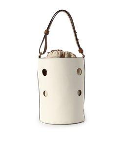 バケツ型ラウンドホールバッグ