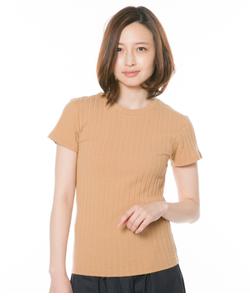 ワイドテレコTシャツ