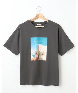 フォト プリントTシャツ