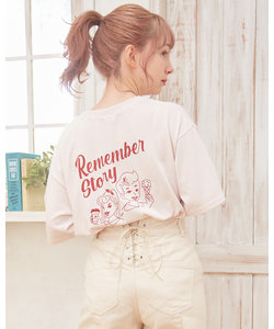 BacksweetロゴTシャツ