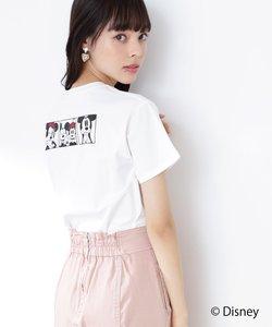 ディズニーデザインTシャツ<ミッキー&ミニー>