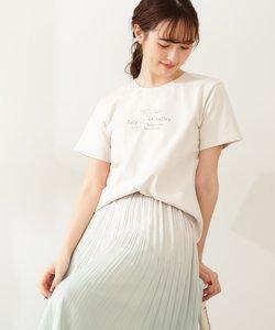 ◇オーガニックフラワーランゲージTシャツ