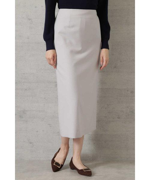 |CanCam 11月号掲載|[洗える]ウールライクナロースカート