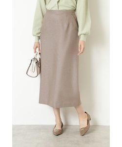 ライトツイードAラインスカート