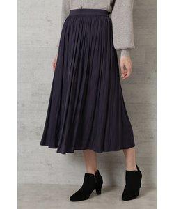 |CanCam 11月号掲載|割繊サテンギャザースカート