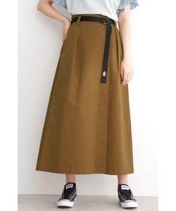 ◆Free's Mart 別注《Dickies 》ラップフレアスカート