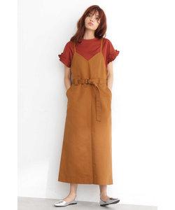 ◆Free's Mart 別注《Dickies 》キャミジャンパースカート