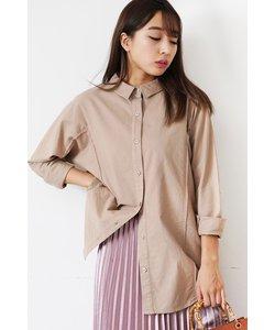 ◆フリンジビッグシャツ