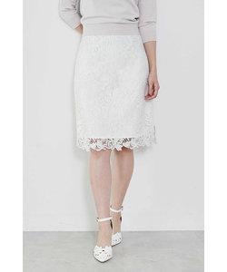 ◆リーフハートケミカルスカート