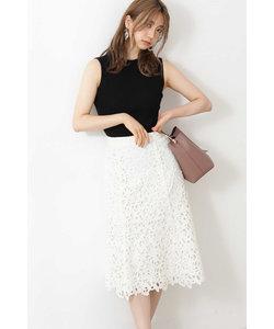 ◆ケミカルレースマーメイドスカート