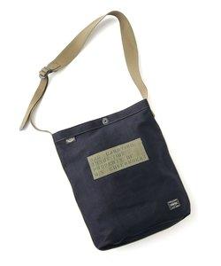 JUNGLE CLOTH SHOULDER BAG