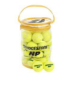 硬式用テニスボール ノンプレッシャー 30球入り BBA-460