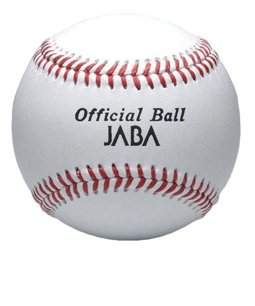 ミズノ(MIZUNO)硬式用 ビクトリー 社会人試合球 1個入り 1BJBH10000 自主練