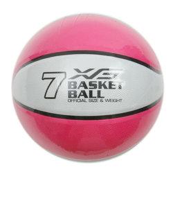 バスケットボール 7号球 (一般 大学 高校 中学校) 男子用 781G5ZK6619PNK