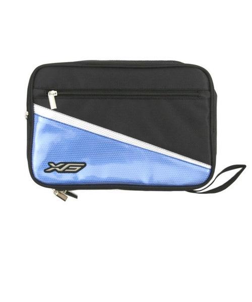 エックスティーエス(XTS)卓球ラケットケース ブルー 740G5KD3045 BLU