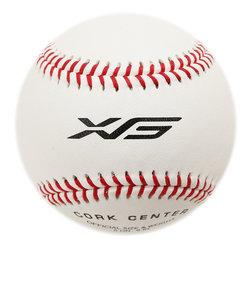 エックスティーエス(XTS)硬式練習用ボール ウール30% 727G6ZK3909 自主練
