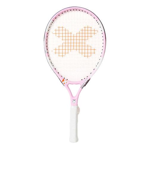 パシフィック(PACIFIC)ジュニア 硬式テニス ラケット X-COMP Jr 21 PCJ-2896 PNK ケース付 【国内正規品】