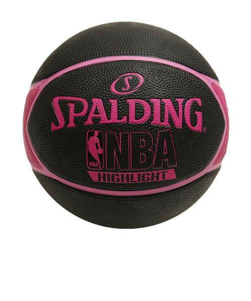 バスケットボール 5号球 (小学校用) ジュニア ハイライトスター 83-473Z