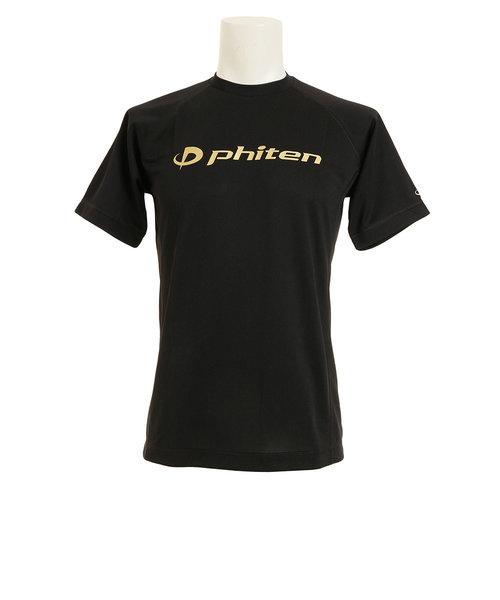 Tシャツ 半袖 RAKUシャツ SPORTS 吸汗速乾 ロゴ 3116JG16720