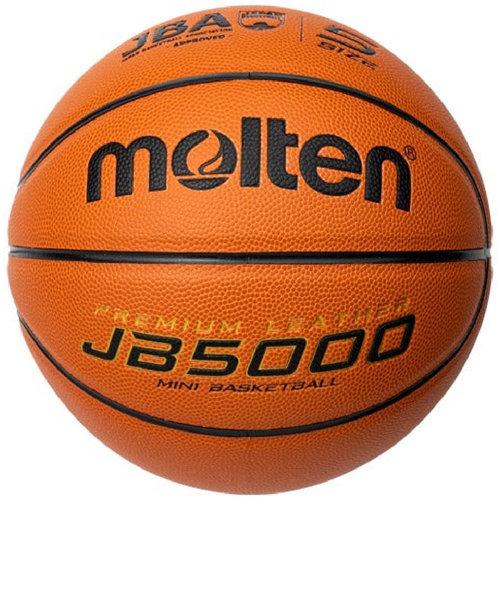 モルテン(molten)バスケットボール 5号球 (小学校用) 検定球 JB5000 B5C5000  自主練
