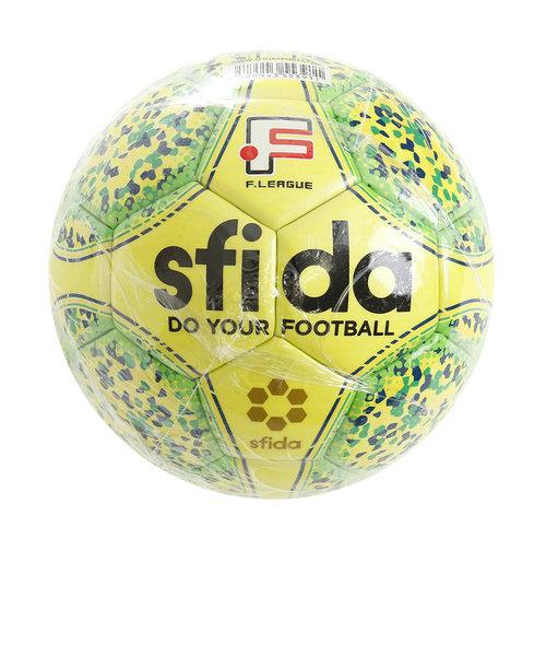 フットサルボール INFINITO PRO ライム BSF-IN11 LIM