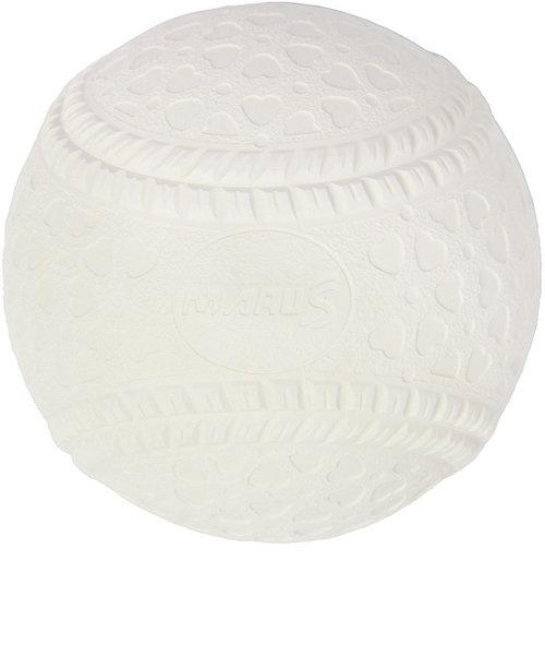 ダイワマルエス(MARU S BALL)軟式試合球 M号 1個 15704 M 自主練