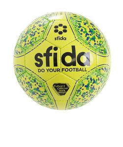 フットサルボール 3号球 ジュニア フットサルボール INFINITO ライム BSF-IN14 LIM