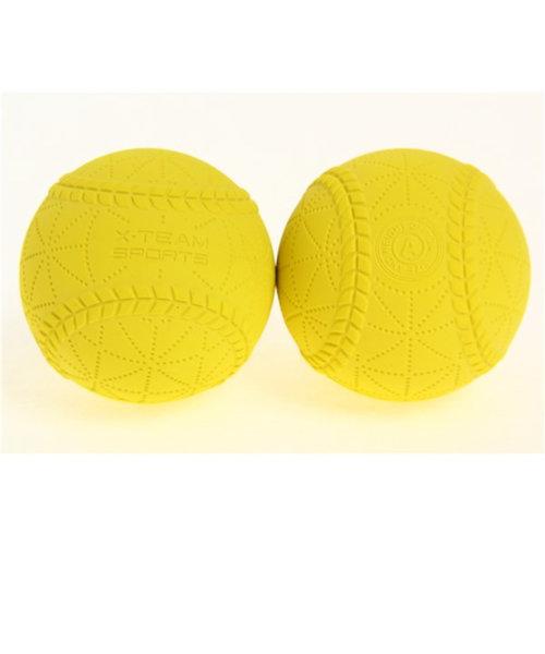軟式ナイトボール2個入り A号 一般用 727G3MR304 A
