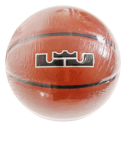 ナイキ(NIKE)バスケットボール 7号球 (一般 大学 高校 中学校) 男子用 レブロン オールコート 4P BS3005 855 自主練