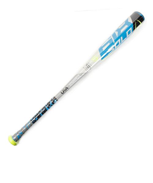 少年野球 硬式 バット SOLO618 リトルリーグ 76cm/570g平均 WTLUBS6181930