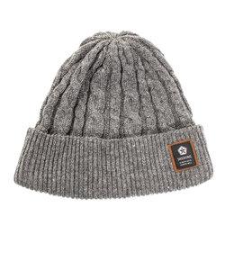 【ゼビオオンラインストア価格】FADE ニット キャップ 173006 DARK CHARCOAL ビーニー ニット帽