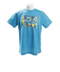 プリントTシャツ 5562 TQ