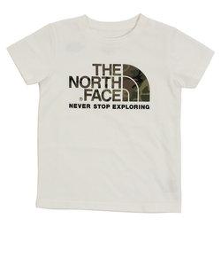 カモロゴ 半袖Tシャツ NTJ31824 W