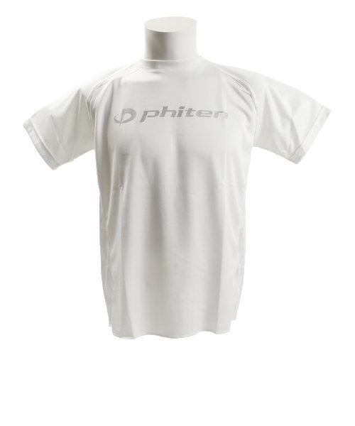 【ゼビオグループ限定】 半袖Tシャツ 切替ロゴ 3118JG30020