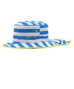 ジュニア ビーチハットボーダー 126581BL1 帽子