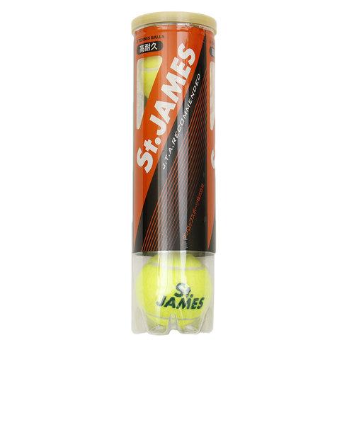 硬式用テニスボール セントジェームス ケース STJAMESI4CS60