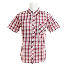 エスエーエス(SAS)先染めチェックシャツ SAS1744402-2-RED
