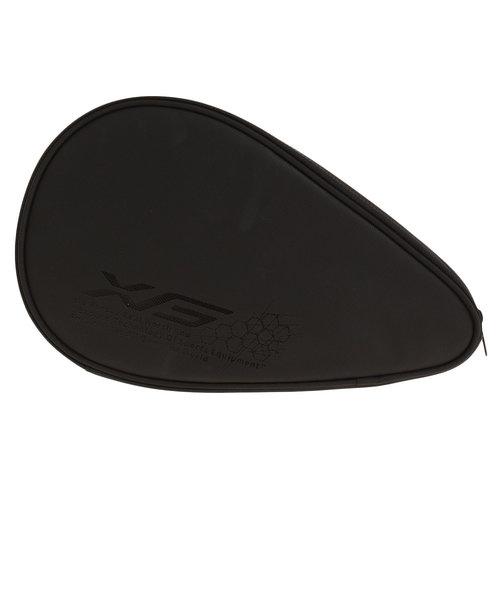 エックスティーエス(XTS)ラケットカバー 740G8KD1724BLK 卓球