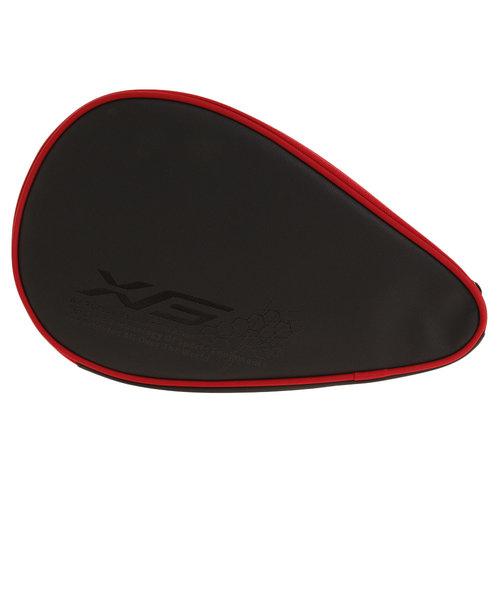 エックスティーエス(XTS)ラケットカバー 740G8KD1724RED 卓球